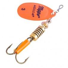 Блесна MEPPS AGLIA FLUO Orange №0