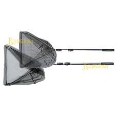 """Подсачек телескопический, складной """"Волжанка"""" 2.1м (замок металл) B-860212MS"""